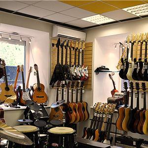 Музыкальные магазины Кукмора