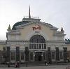 Железнодорожные вокзалы в Кукморе