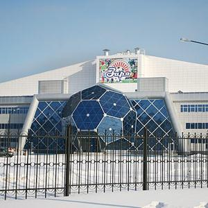 Спортивные комплексы Кукмора
