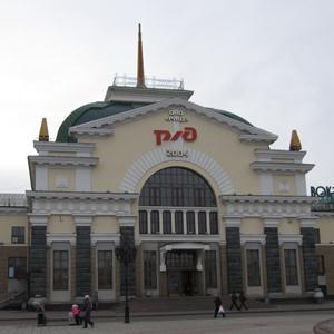 Железнодорожные вокзалы Кукмора